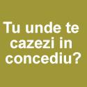 Unde ne cazam? Oferte unitati cazare din Romania